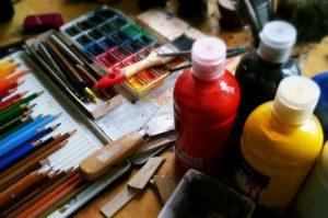 Bien-être et Créativité - Expérimentez des techniques artistiques variées