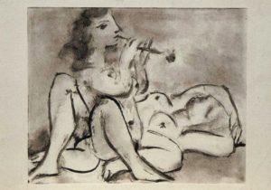 Monotype Pablo Picasso