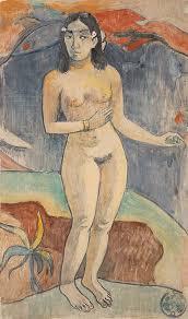Monotype Paul Gauguin