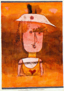 Monotype Paul Gauguin