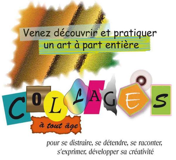 Ateliers Art du collage - Bien-être et Créativité