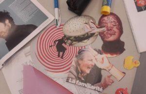 L'art du collage, une douce folie...contagieuse !