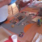 Bien-etre et Créativité - Ateliers techniques artistiques - le collage