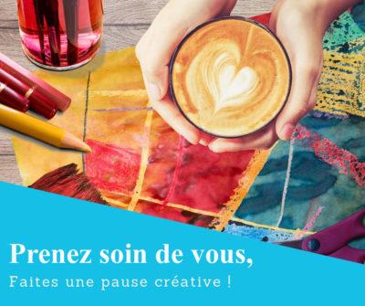 Bien-être et Créativité : Programme adultes hypersensibles Prenez soin de vous, faites une pause créative !