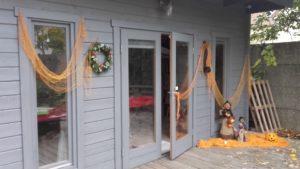 Bien-être et Créativité : stage décorations halloween