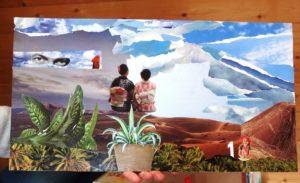 Ateliers Collage - Bien-être et Créativité - Saint Leu La Forêt