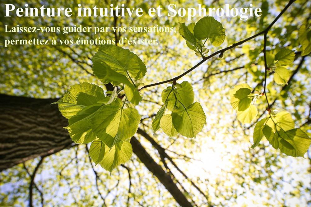 Stage Peinture intuitive et Sophrologie - Bien-être et Créativité - Saint-Leu-la-Forêt