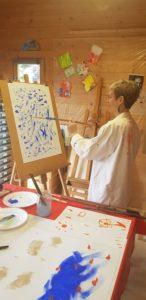 Programme Faites une pause créative - Bien-être et Créativité - Saint Leu La Forêt